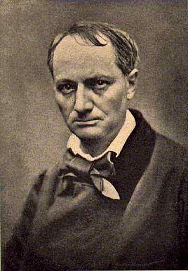 Charles Baudelaire foto  Cajat